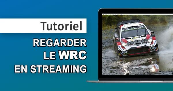 Regarder WRC streaming