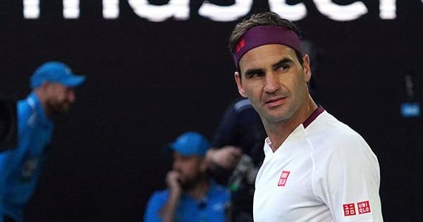 Federer Djokovic Open Australie