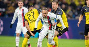 Regarder PSG Dortmund